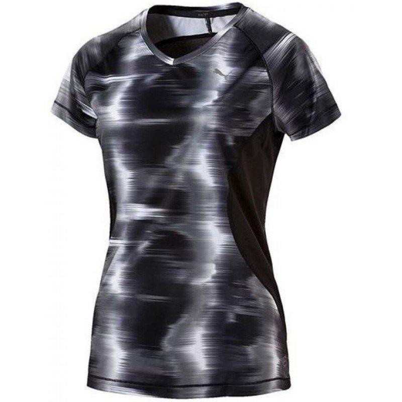 puma tee shirt de running pour femme