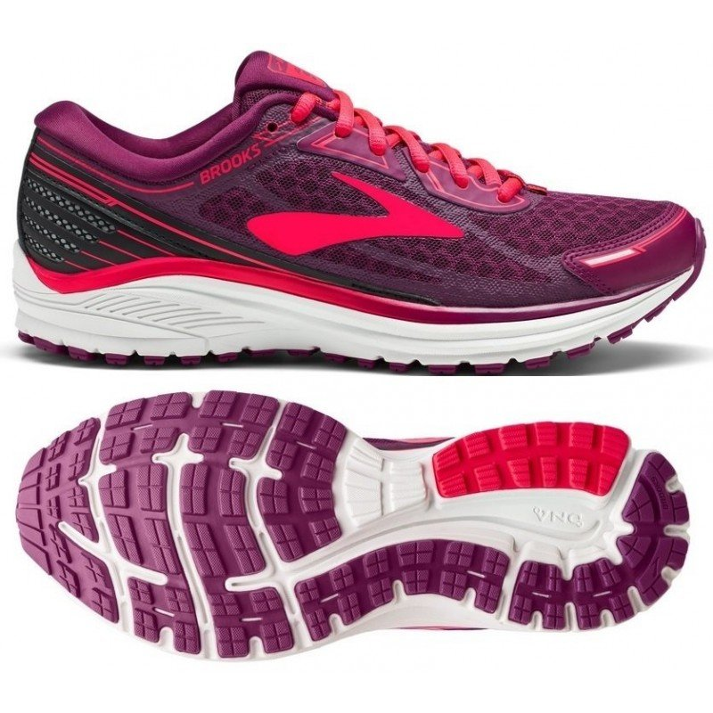 chaussure de running brooks aduro 5 pour femme