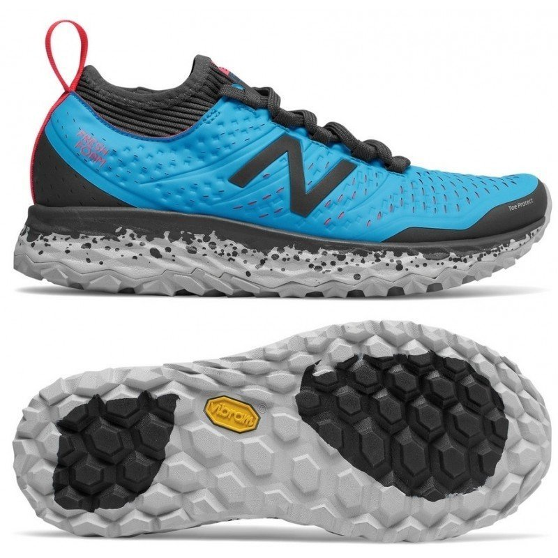 Chaussures de trail running pour femmes W New Balance W Hierro V3