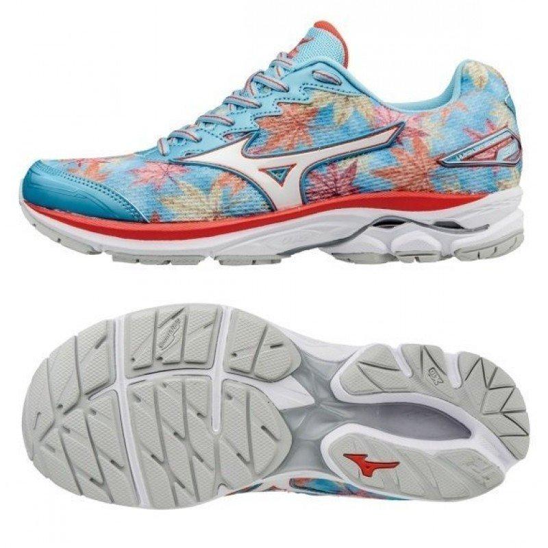 chaussure de running mizuno wawe rider osaka femme