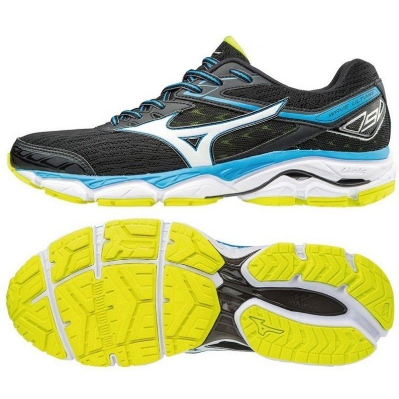 chaussures de running pour hommes mizuno wave ultima 9