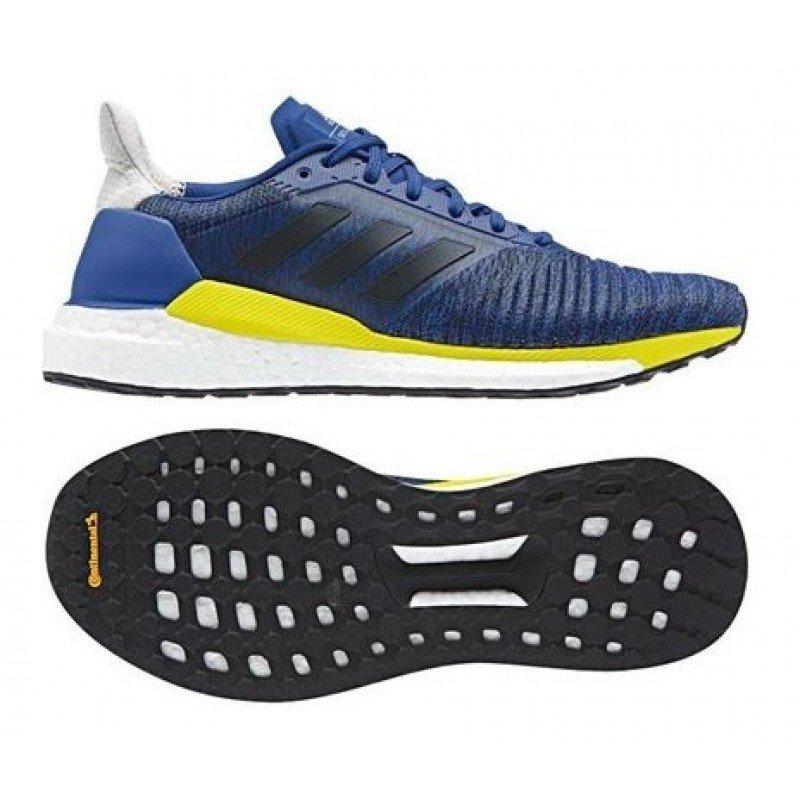 buy popular 94af5 66bf2 Chaussure de running Adidas Solar Glide Homme