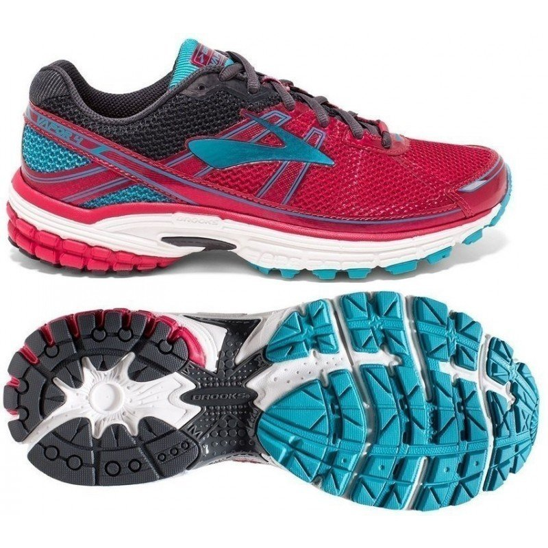chaussure de running brooks vapor 3 pour femme
