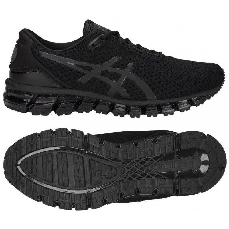 chaussure de running pour hommes asics gel quantum 360 knit t840n 001