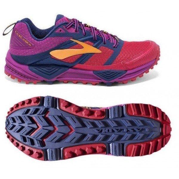 f37b79f2258 ... chaussure de trail running pour femme brooks cascadia 12 ...