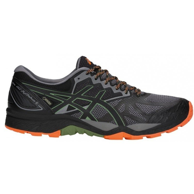 chaussures de trail running asics gel fujitrabuco GTX 6 homme