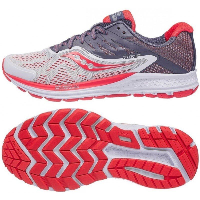 chaussures de running Saucony Ride 10 femme