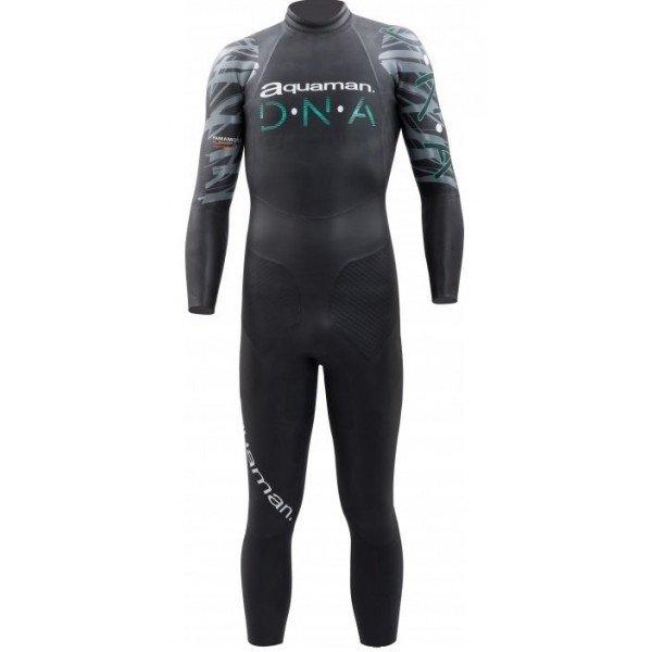 combinaison de triathlon néoprène pour femmes aquaman dna 2018
