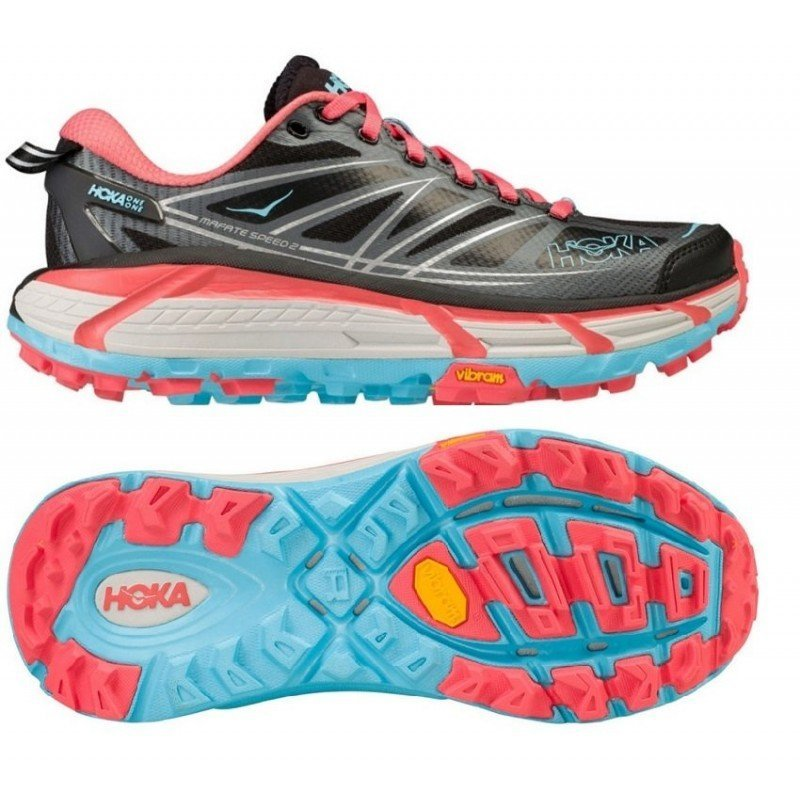 W HOKA MAFATE SPEED 2