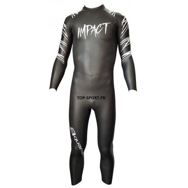 combinaison triathlon aquaman impact