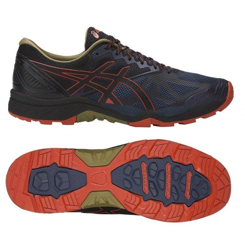Chaussures de trail running Asics Gel Fuji Trabuco 6 Homme