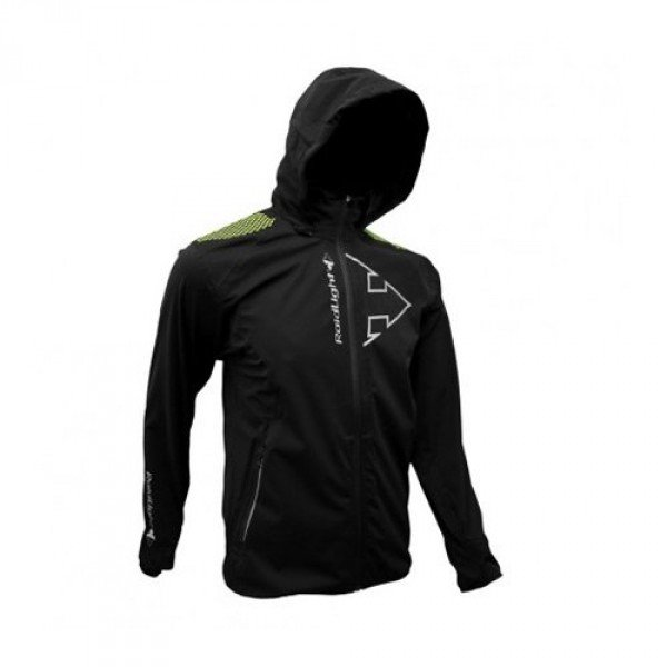 RAIDLIGHT RAID SHELL JACKET Black