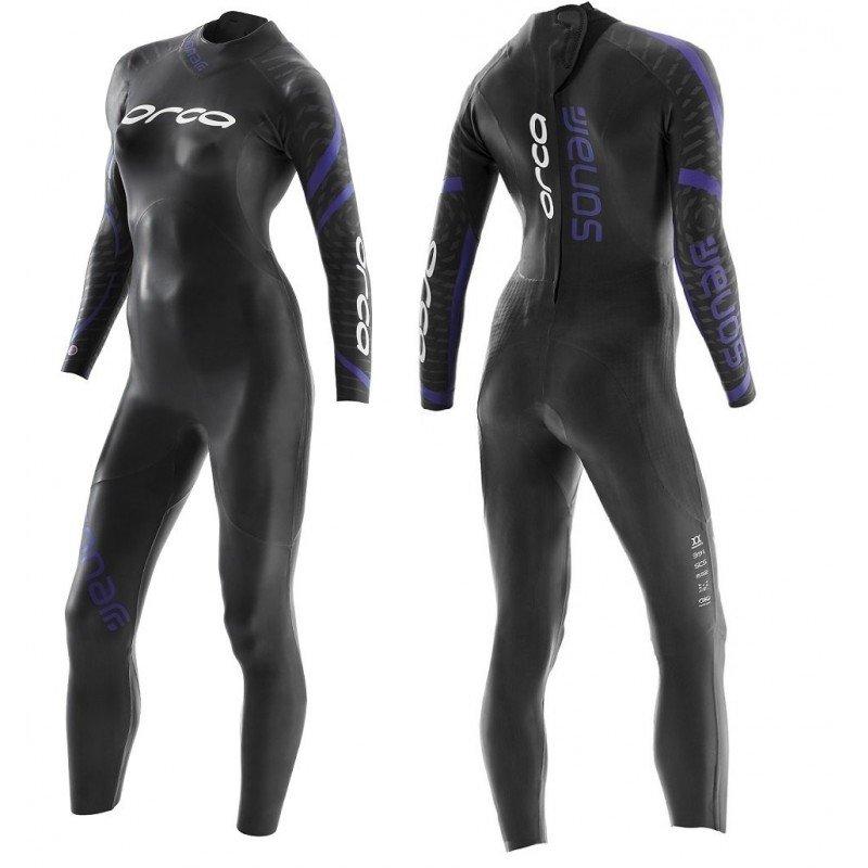 combinaison de triathlon pour femme orca sonar