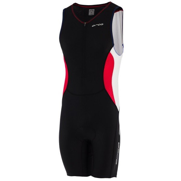 TRIFONCTION ORCA CORE RACE SUIT BK-RD