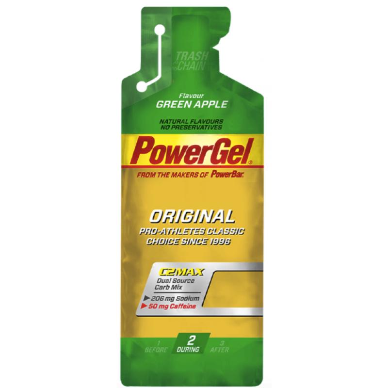 Powerbar Power Gel Pomme Verte