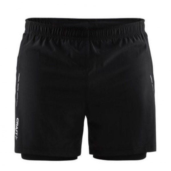 short de running pour hommes craft essential short