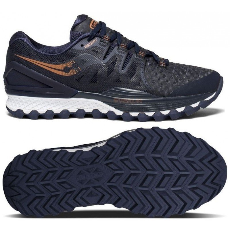 chaussures de running Saucony Xodus Iso homme