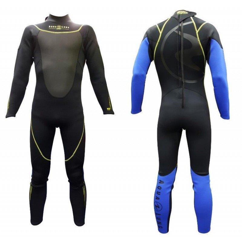 Combinaison de triathlon néoprène Fullsuit Aqualung Homme