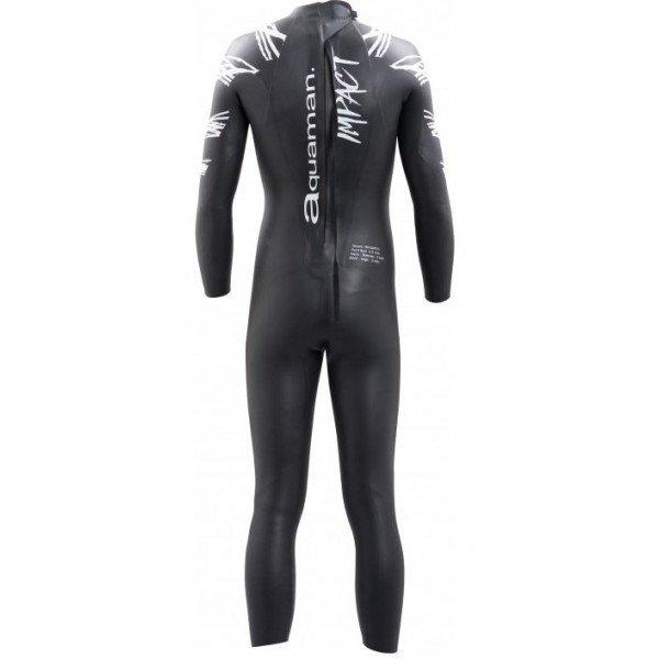 combinaison de triathlon néoprène pour hommes aquaman impact 2018