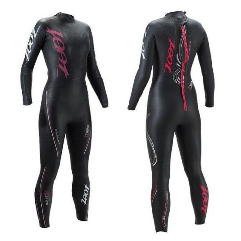 Combinaison de triathlon néoprène Zoot Z-Force 3.0 Femme