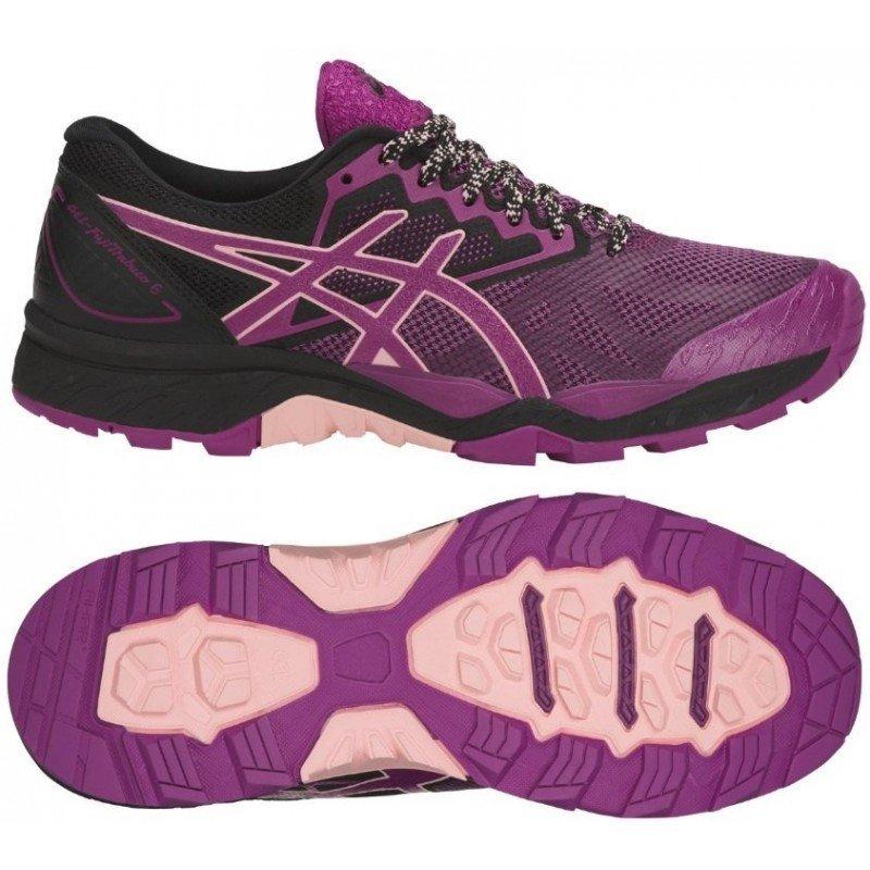 Chaussures de running Asics Gel Fujitrabuco 6 femme