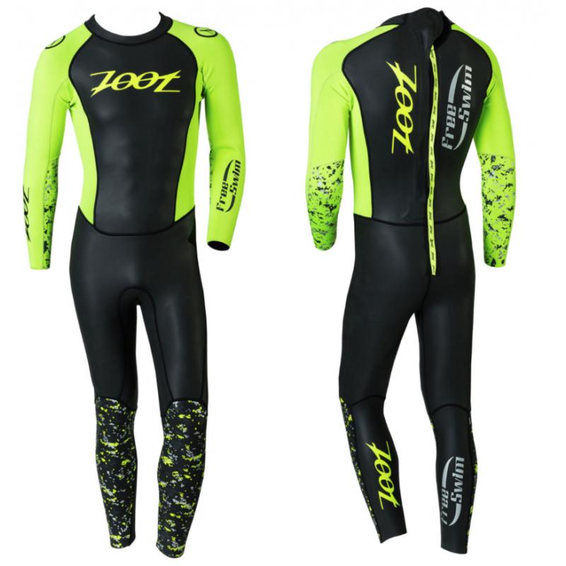 Combinaison de Triathlon néoprène Zoot M Wave Free Hommes