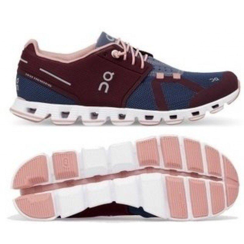para la correr la mujer de en nube Zapatos jL54AR3