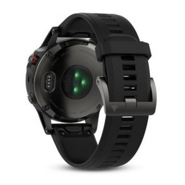 montre cardiofrequencemetre de running gps garmin fenix 5