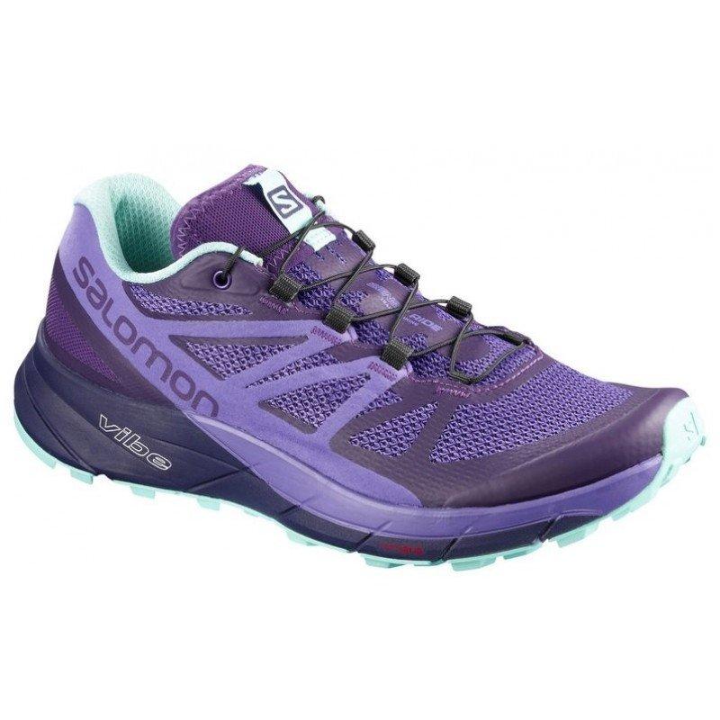 chaussure de Trail Running Salomon Sense Ride femme