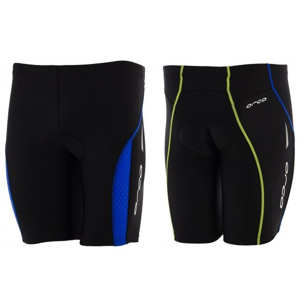 RCA CORE TRI SHORT BK-RB (Textiles)