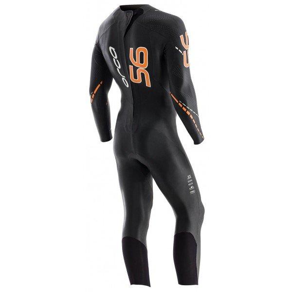 combinaison de triathlon en neoprene pour homme orca s6