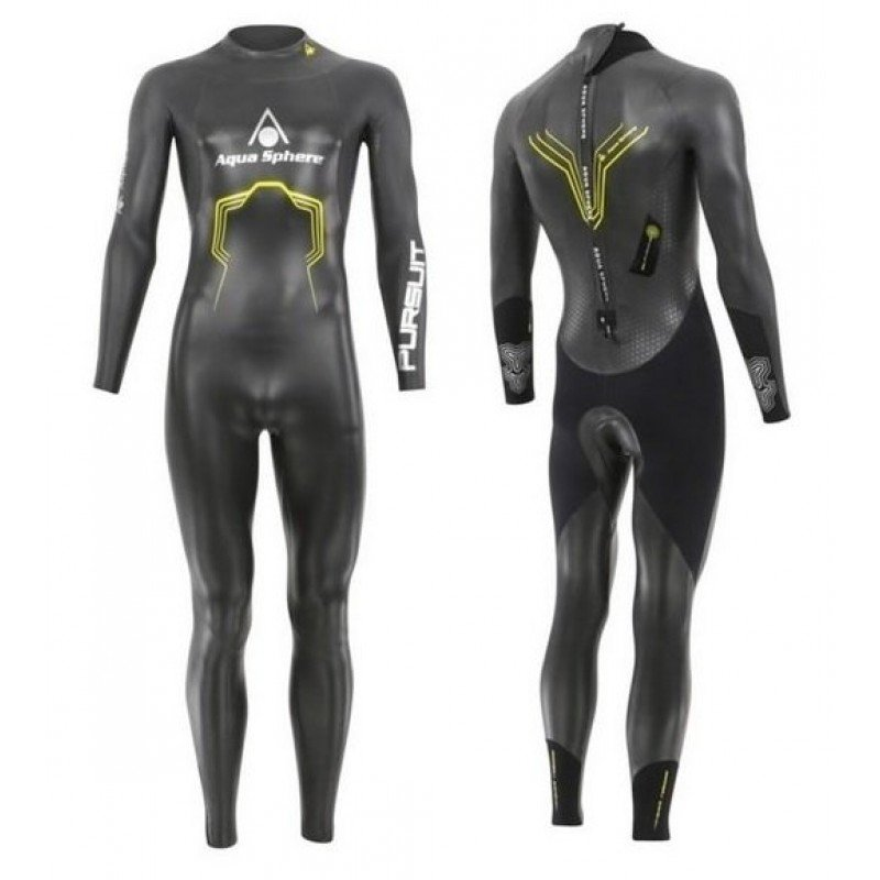 COMBINAISON DE TRIATHLON AQUASPHERE PURSUIT FEMME
