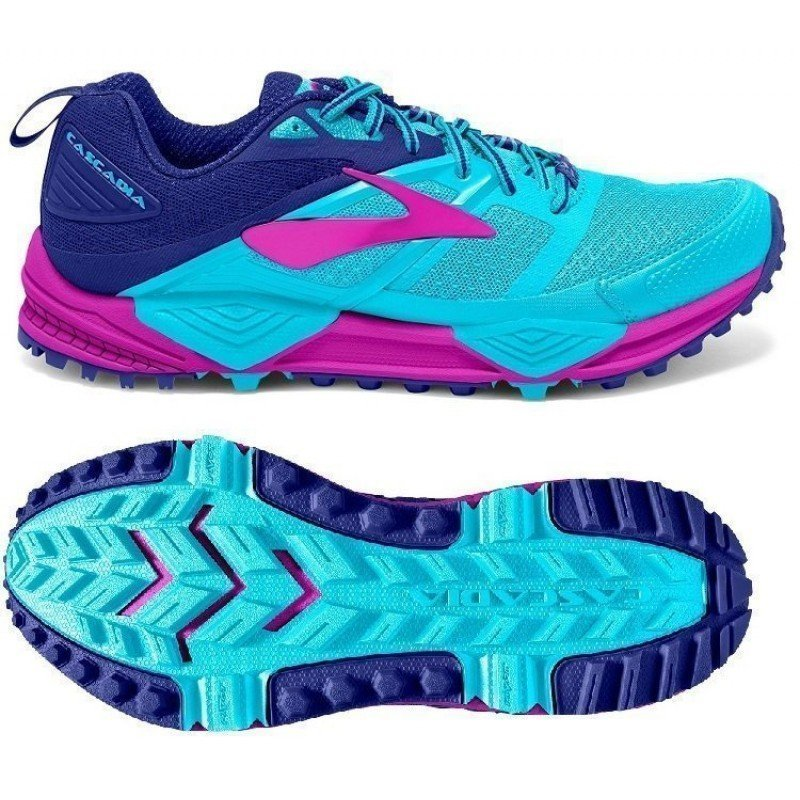 W BROOKS CASCADIA 12