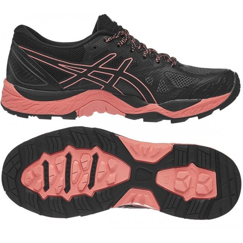 Chaussures de trail running Asics Gel Fuji Trabuco 6 GTX Femme