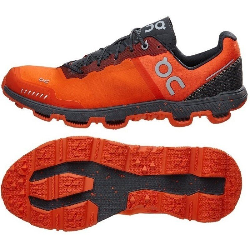 Chaussures de trail running On Running CloudVenture Peak Homme