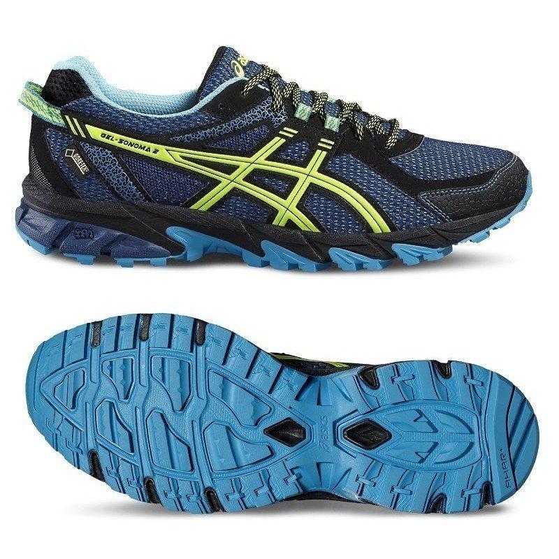 Chaussures de running Asics Gel Sonoma 2 GTX homme