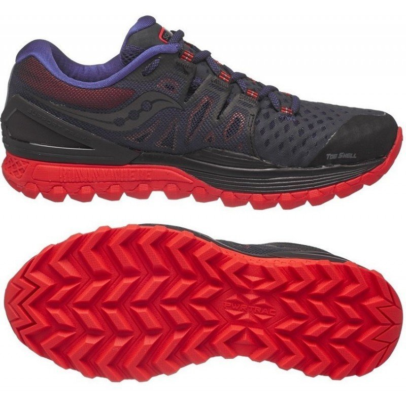 chaussures de trail running promo saucony xodus iso 2