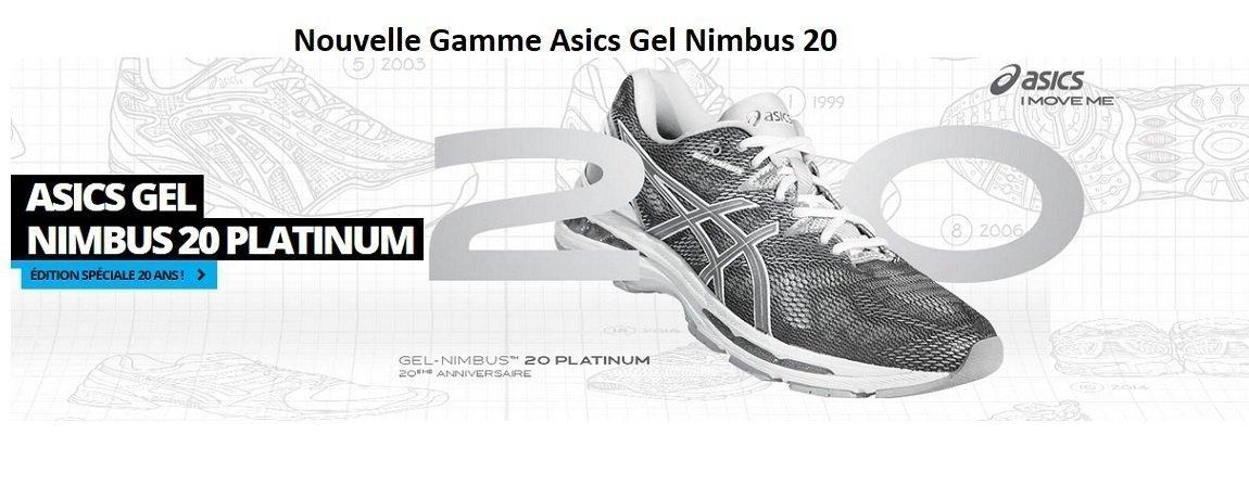 <div><strong>Asics Gel Nimbus 20</strong><br /></div>