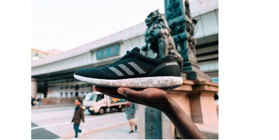 online store ce06b b8832 Voici la toute derniere chaussure de running Adidas,le modele Adizero Sub2,la  chaussure la plus legere de la gamme Boost et developpée pour courir le ...