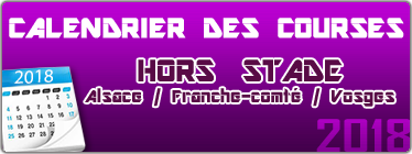 Calendrier 2016 Courses Hors Stade Alsace Franche Comte
