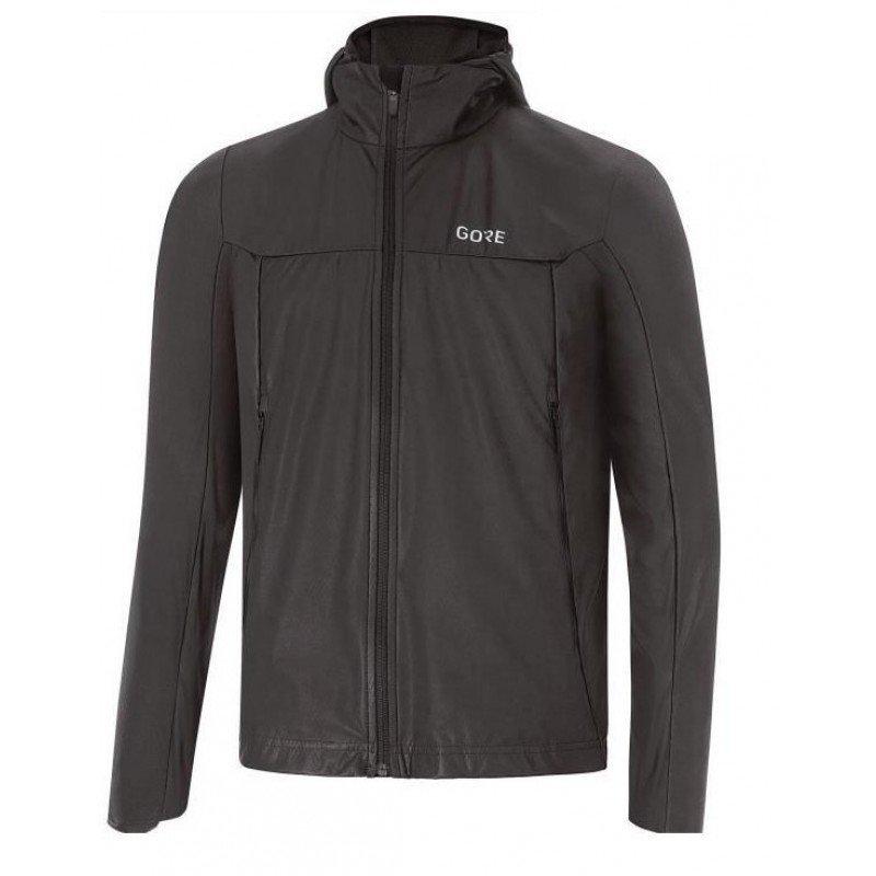 Gore R5 Partial Gore Tex Infinium™ Hooded Veste à capuche