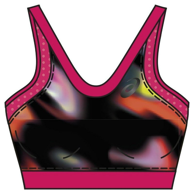 asics women's fuzex bra
