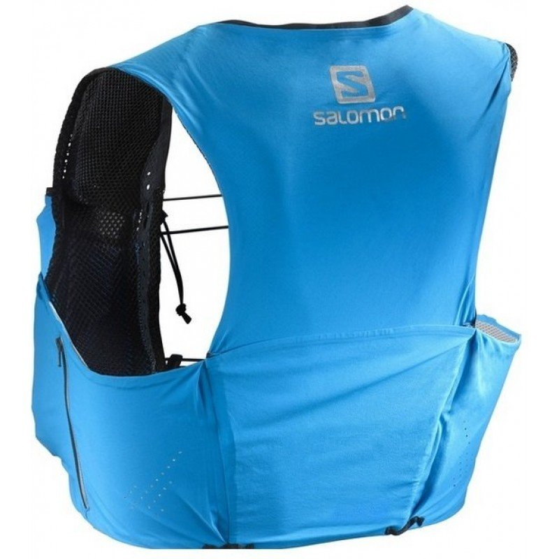 SALOMON SAC S-LAB ULTRA 5L SET BLEU Modele 2017