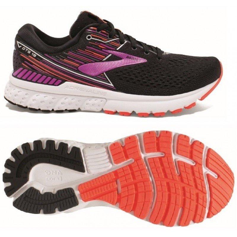 chaussure de running brooks adrenaline gts 19 pour femme