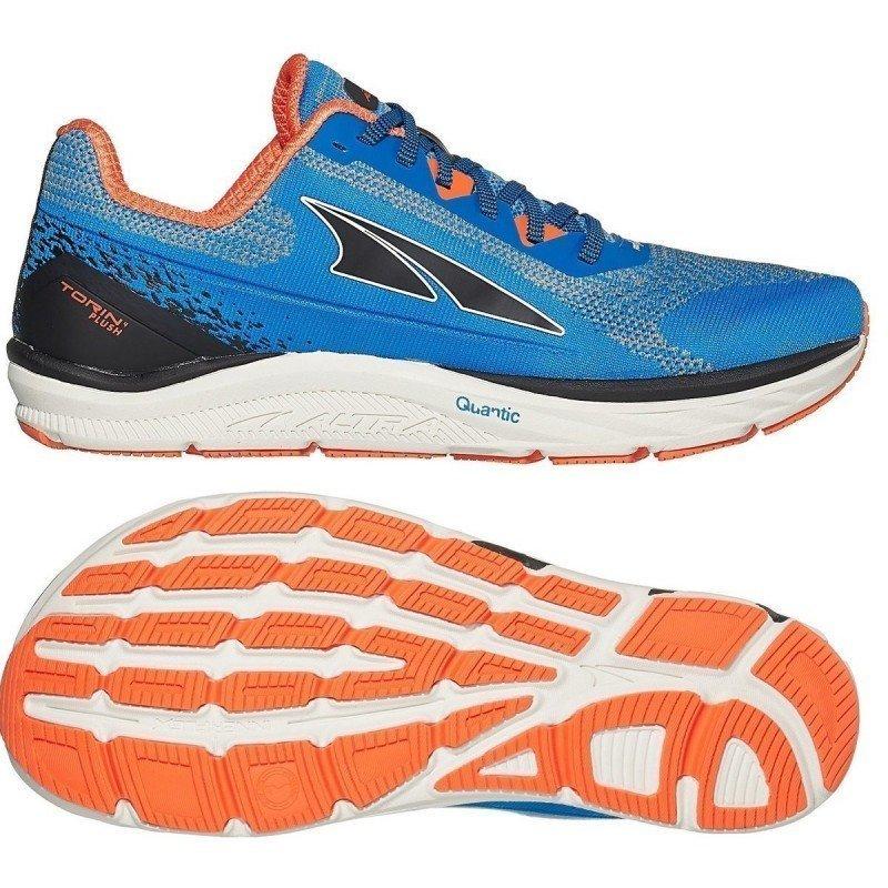 chaussure de running altra Torin Plush 4 pour homme drop zero