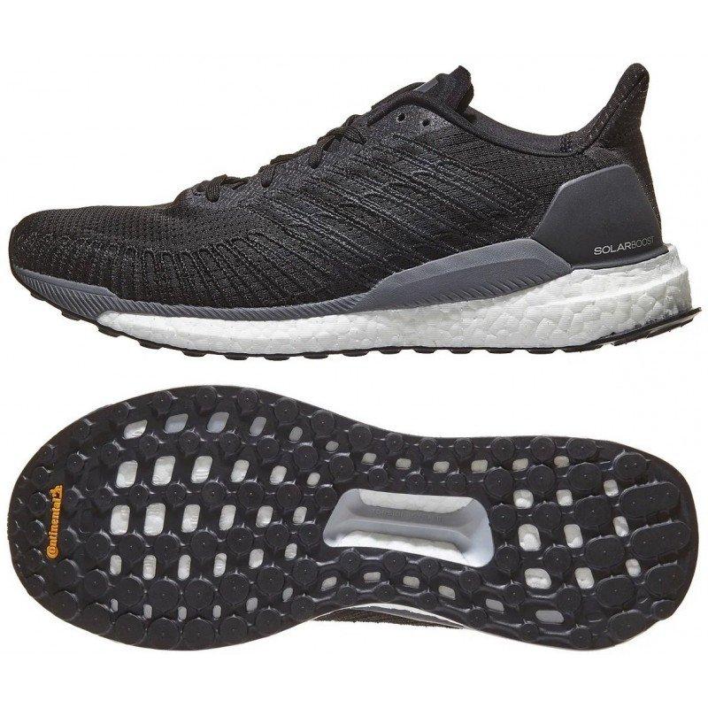 Adidas SolarBoost Noire pour Hommes ef1413