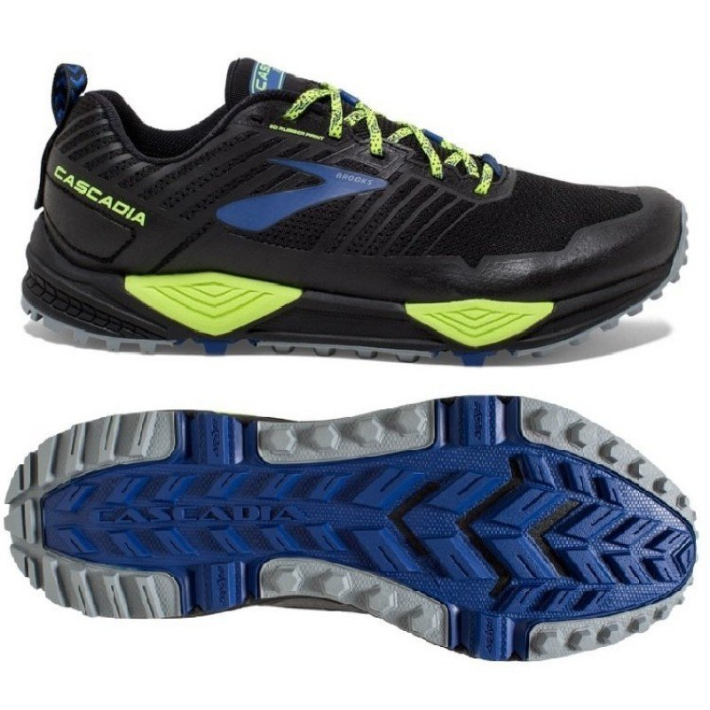 97e04172a1d45 Brooks - Chaussures Trail - Chaussures Hommes - Chaussures Running