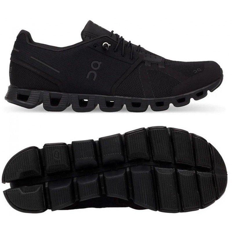 chaussure de running on running cloud black 19.0002