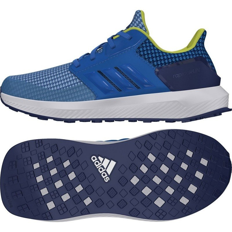 chaussures de running junior adidas rapidarun cq0146
