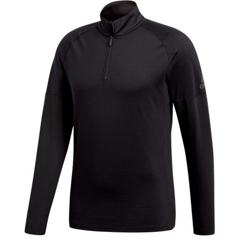 maillot de running manches longues adidas 1/2 zip terrex cy9208